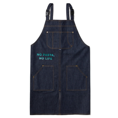 [NO PASTA, NO LIFE] H-Strap (Denim)