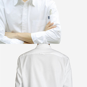 WHITE CHEF SHIRTS