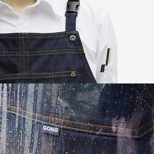 WATERPROOF DENIM H APRON