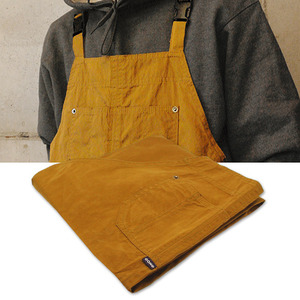SAFARI BROWN H APRON