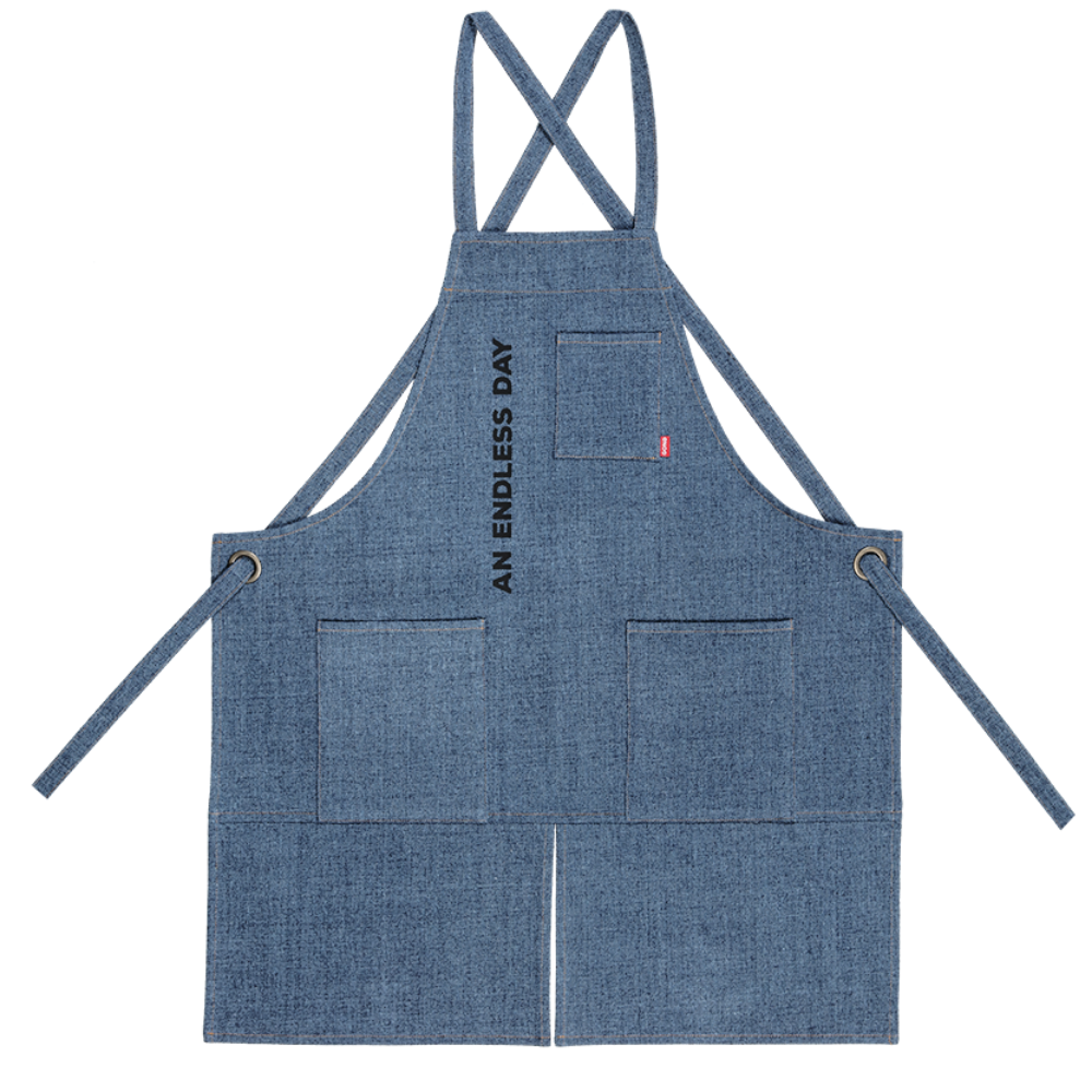 X-Strap (Washed Denim)