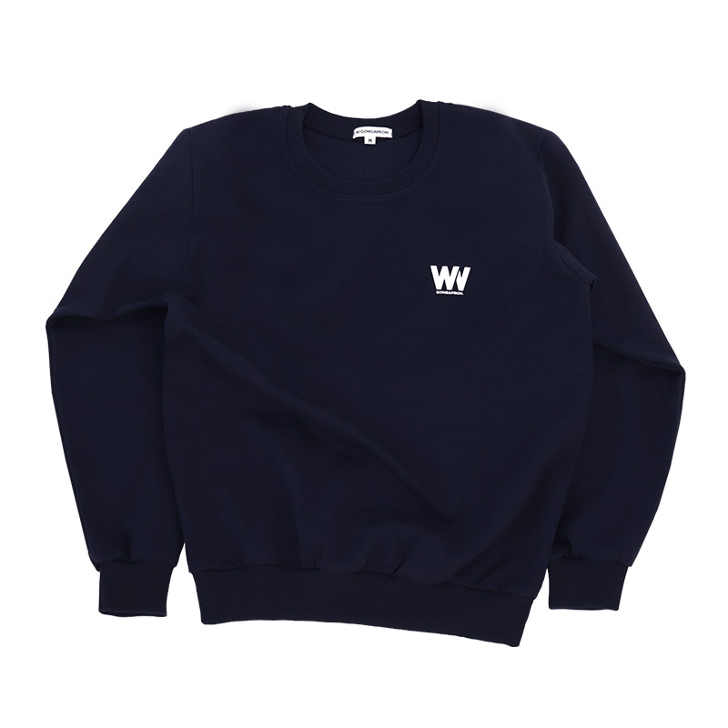 SWEAT SHIRTS (NAVY)