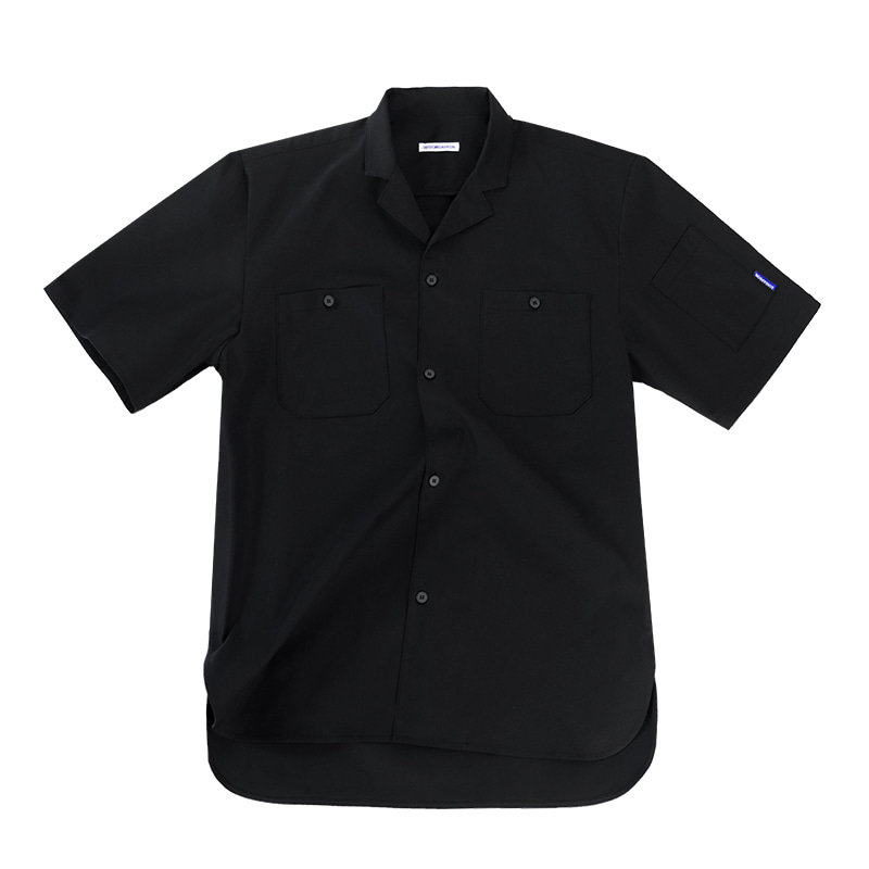 WORKER SHIRTS (BLACK)