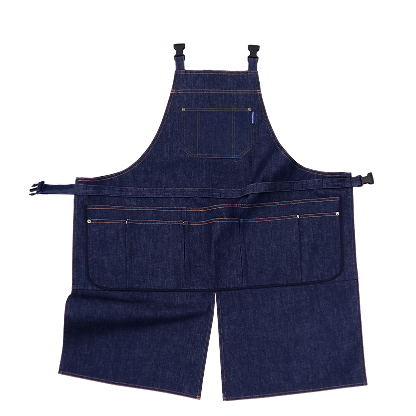 ALL KIND APRON (DENIM)