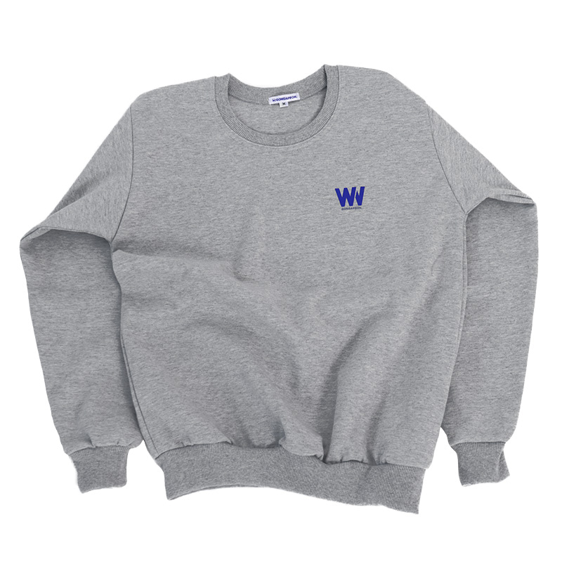 SWEAT SHIRTS (GRAY)