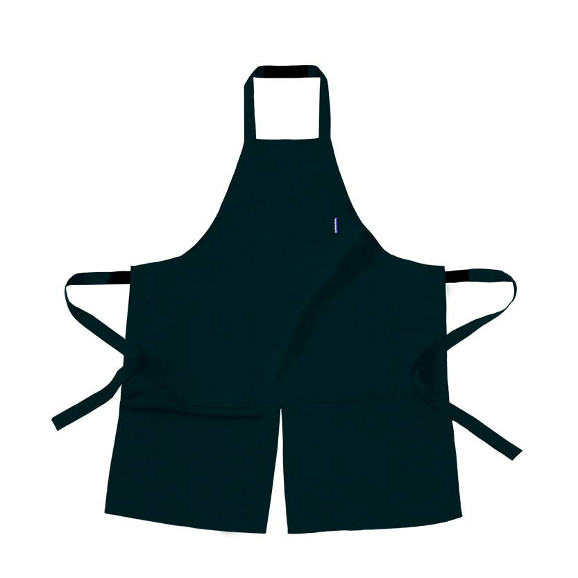 방수 l CHEF APRON (Deep Green)