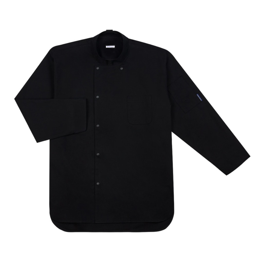 CHEF SHIRTS (BLACK)