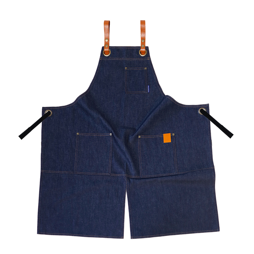ALL-IN-ONE APRON (DENIM)